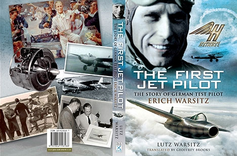 The Story of German Test Pilot Erich Warsitz